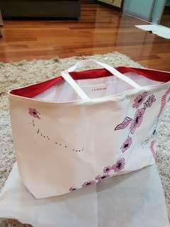 (NEW) Clarins daily shopping bag