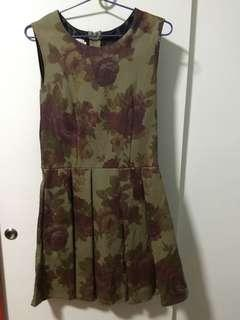 BN Floral Dress