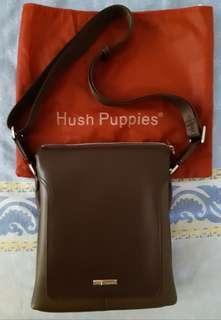 Hush Pupies Brown Sling Bag
