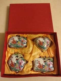🚚 仕女寶盒 交換禮物 聖誕禮物