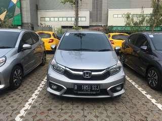 Honda all new brio