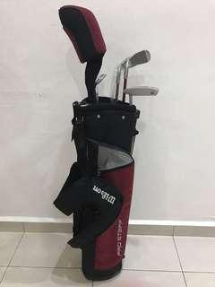 Golf Junior Set Wilson