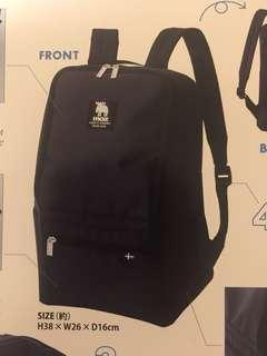 moz Sweden big backpack 瑞典名牌背包