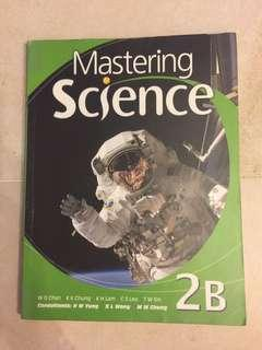 Mastering Science 2B and Workbook