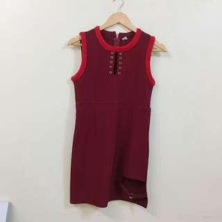 Red HQ Dress