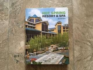 Architecture Books: Hot Spring, Resort and Spa Design