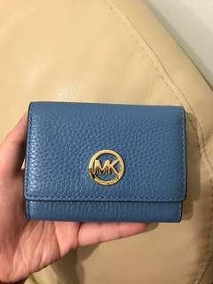 Outlet大減價優惠!原價$850 全新with tag! 100%real 英國直送 Michael Kors Card Holder