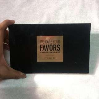 AUTHENTIC FOCALLURE EYESHADOW (WE CARE FLAVORS)