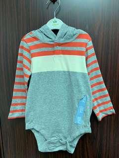 全新Baby Gap 長袖包pat 夾衣(18-24m) 送平郵