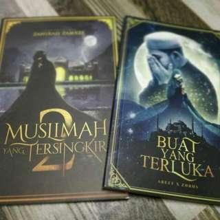 BUAT YANG TERLUKA MUSLIMAH YANG TERSINGKIR 2