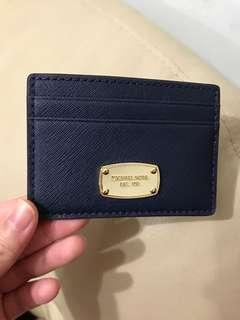 清貨大減價!100% real 英國直送 Michael Kors Card Holder
