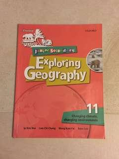 Junior Secondary Exploring Geography 11