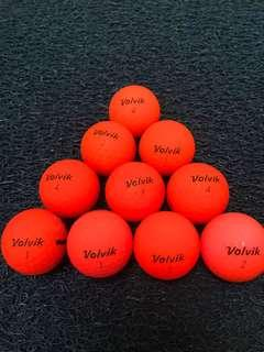 Volvik Vivid Bright Orange
