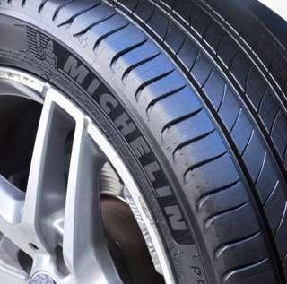 215/45R17 Michelin Primacy 4