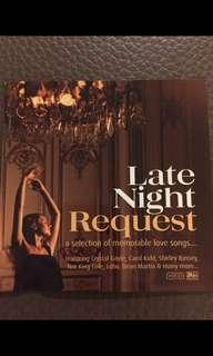 Double CD: Late Night Request