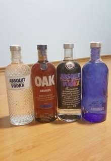 Absolut Vodka Limited Edition - 1 Litre