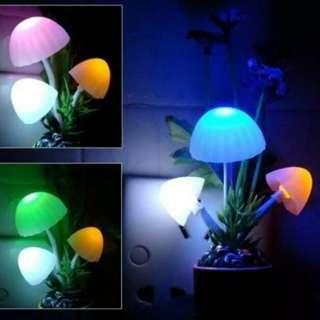 lampu tidur jamur 40 dapat 2