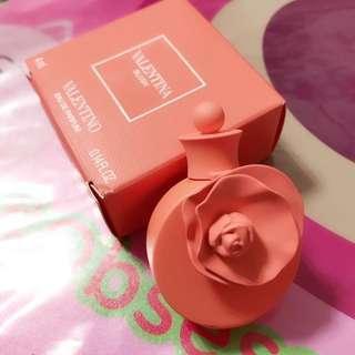 Valentino mini perfume sample 香水版仔
