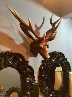 Deer Head Wall Display (Large)
