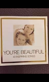 Double CD : You Are Beautiful