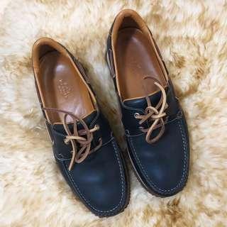 AUTHENTIC Hermès Boat Shoes