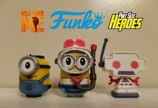 Funko Pint Size Heroes: Minions / Despicable Me
