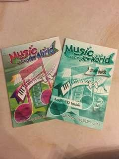 Music in the New World 3