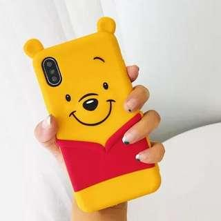 (Soft) Silicone Winnie The Pooh iPhone Case