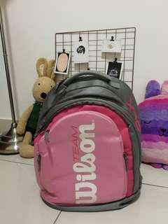 Wilson women bag in pink
