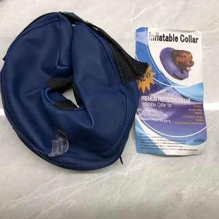 🚚 Inflatable e-collar