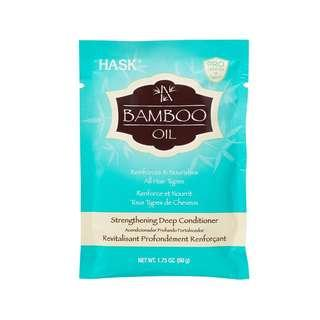 HASK BAMBOO OIL STRENGTHENING DEEP CONDITIONER 1.75 FL.OZ. (50 g)