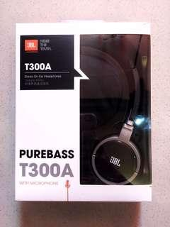 JBL T300A Headphones