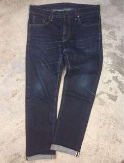 Uniqlo Jeans Selvedge