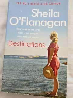 Destinations by Sheila o Flanagan