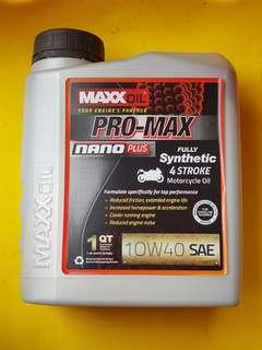 Maxxoil Pro-Max Nano Plus 10W40 Fully Synthetic Engine Oil