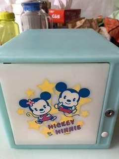 Micky & Minnie CD DVD 光碟 收納盒