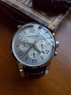 Montblanc watch Time Walker 9671