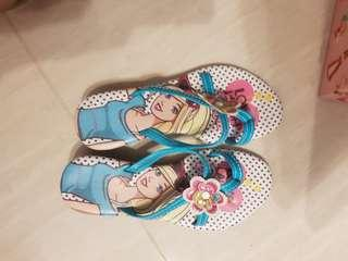 Barbie slipper