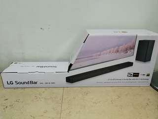 LG HDR Wireless/Bluetooth Soundbar SK6