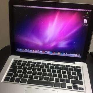 Mac aluminium 13inc