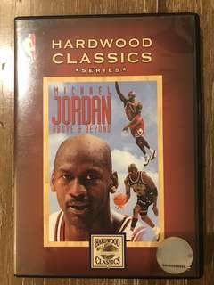 Hardwood Classic Michael Jordan DVD original