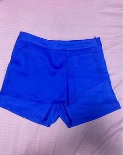 🚚 BNWT Pleated Front Shorts