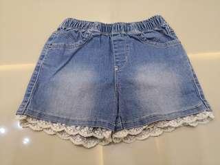 Bossini Denim Short Pants (5-6y)