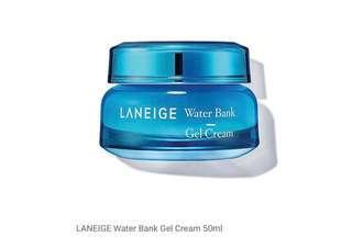 [Ready Stocks] - Laneige Water Bank Gel Cream 50ml