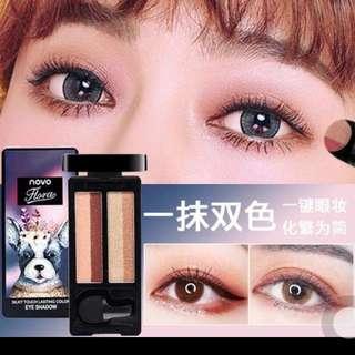 Four Colour Eyeshadow