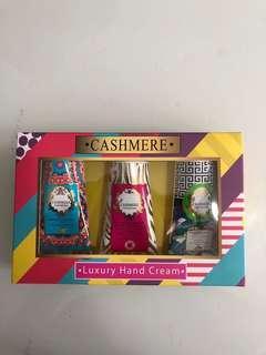 土耳其 Cashmere Hand cream set 60ml x 3支(全新)