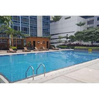 For Rent Studio Unit Condominium Three Central Salcedo Vil Makati City