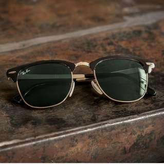 Rayban rb3016 太陽眼鏡