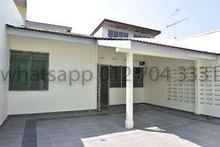 TAMAN JOHOR house for rent (work in Singapore)