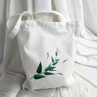 [PO] Canvas Tote Bag